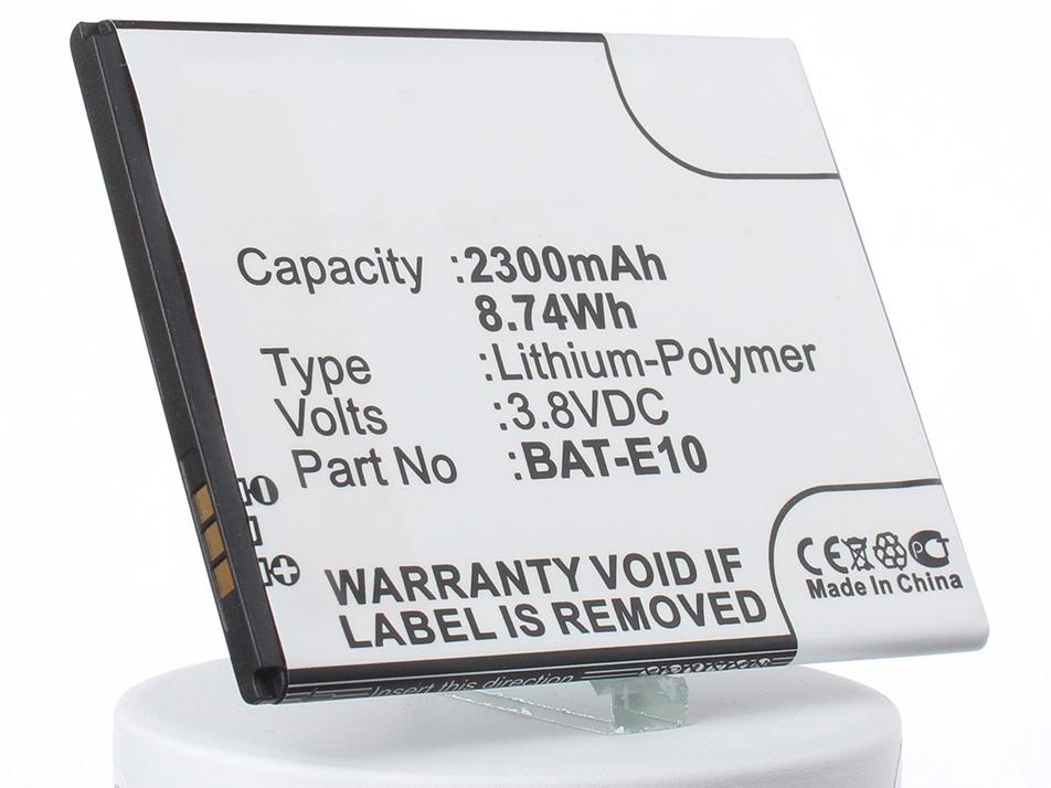 Аккумулятор для телефона iBatt iB-BAT-E10-M1193 аккумулятор для телефона ibatt ib bat 06860 001 m238