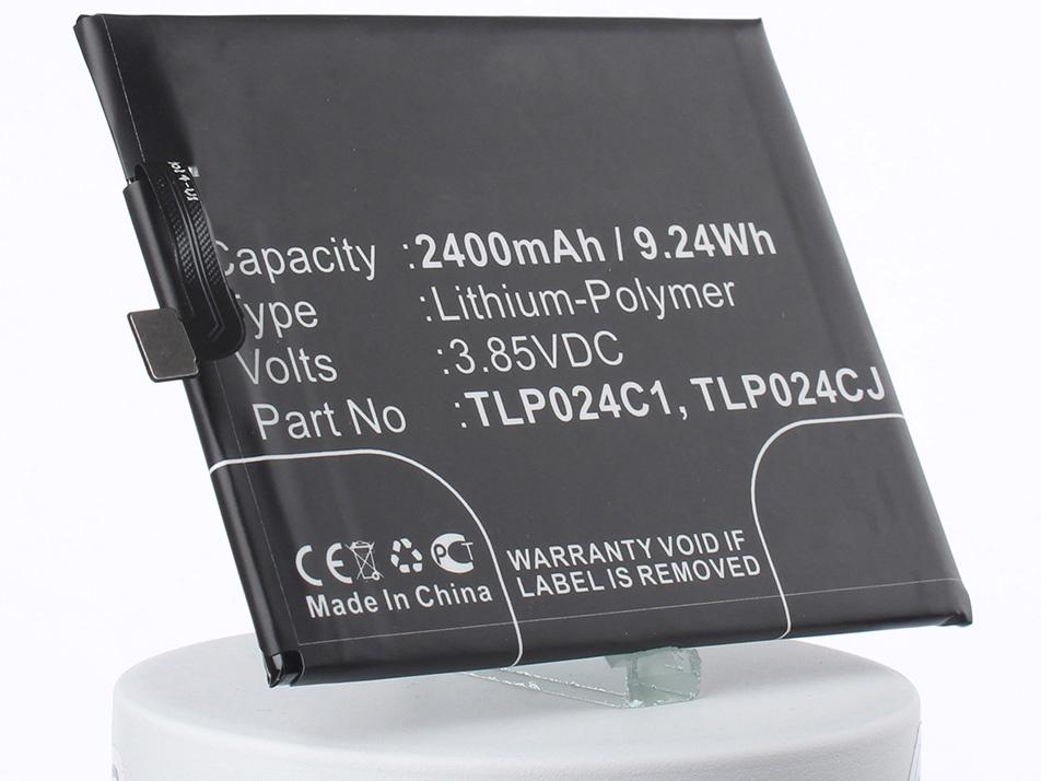 Аккумулятор для телефона iBatt iB-TLP024C1-M1207 аккумулятор для телефона ibatt ib bl3815 m1760