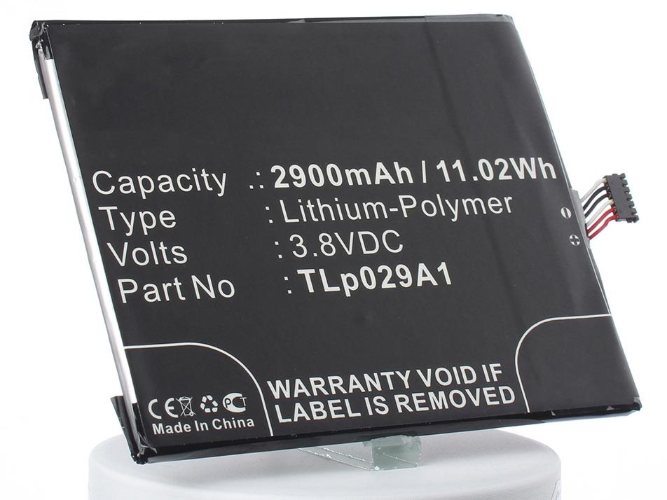 Аккумулятор для телефона iBatt iB-TLp029A1-M1215 аккумулятор для телефона ibatt ib cac2910008c1 m1215