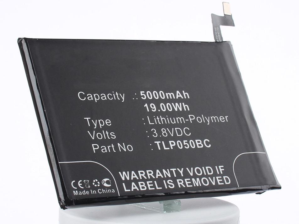 Аккумулятор для телефона iBatt iB-TLP050BC-M1217 аккумулятор для телефона ibatt ib alcatel one touch pixi 4 6 0 m1214