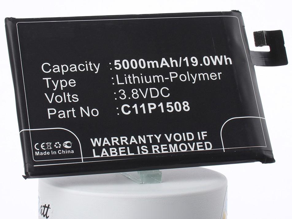 Аккумулятор для телефона iBatt iB-C11P1508-M1326 аккумулятор для телефона ibatt c11p1508 для asus z010d z010da z010ad