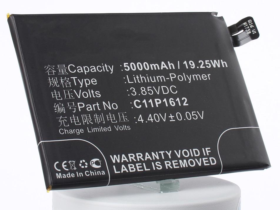 Аккумулятор для телефона iBatt iB-C11P1612-M1328 аккумулятор для телефона ibatt c11p1612 для asus zenfone 3 zoom ze553kl zenfone 3 zoom dual sim lte