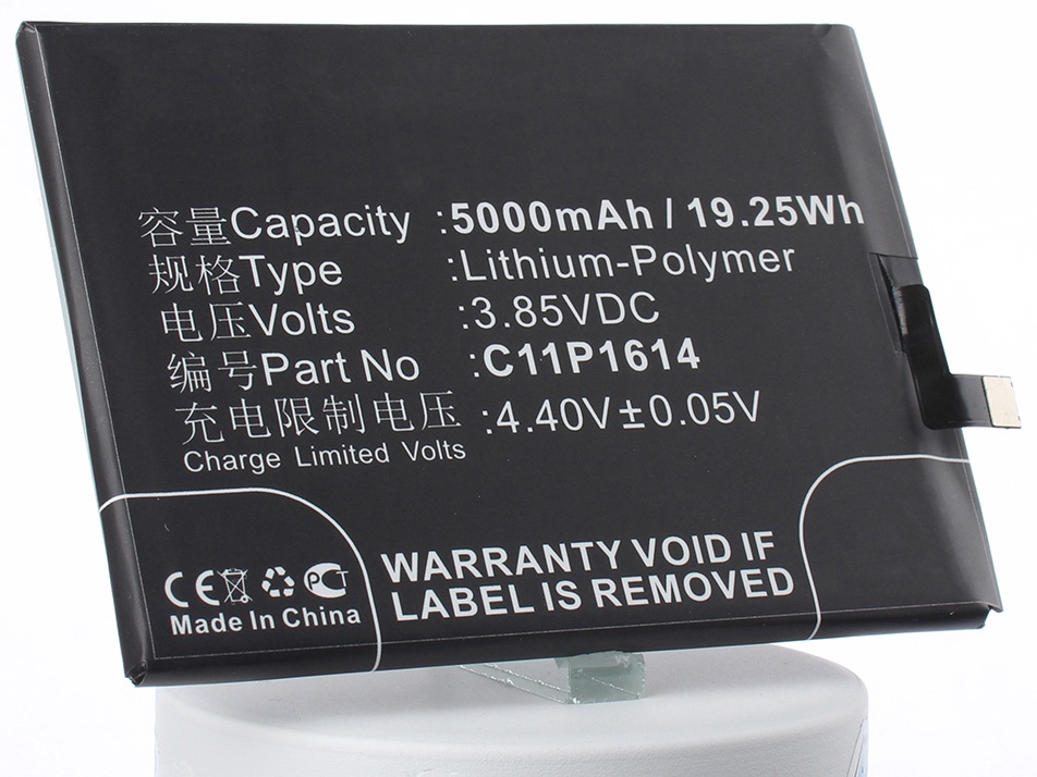 Аккумулятор для телефона iBatt iB-C11P1614-M1329 аккумулятор для телефона ibatt ib c11p1614 m1329
