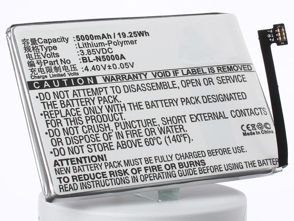 Аккумулятор для телефона iBatt iB-BL-N5000A-M1815 аккумулятор для телефона ibatt bt68 для meizu m3 mini m688c m3