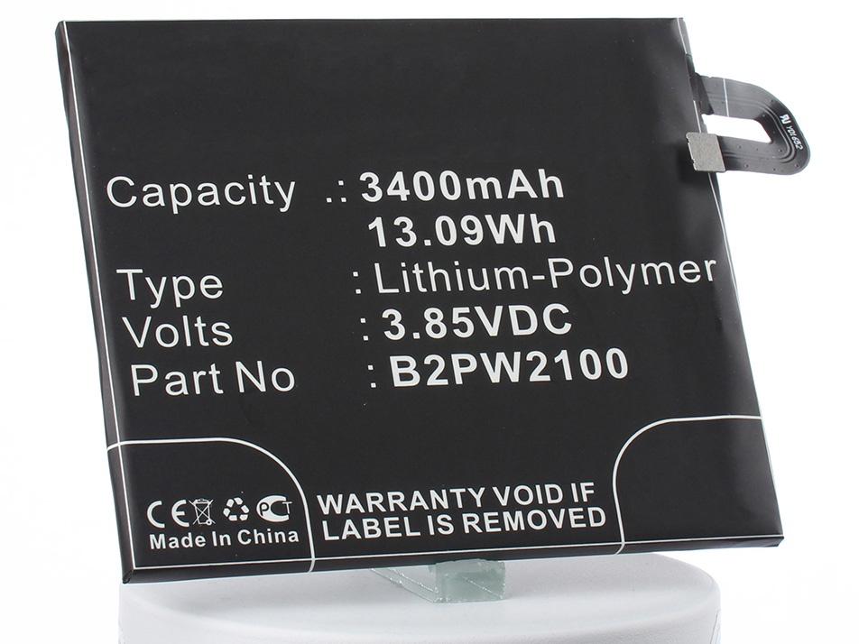 Аккумулятор для телефона iBatt iB-B2PW2100-M1825 аккумулятор для телефона ibatt ib b2pw2100 m1825
