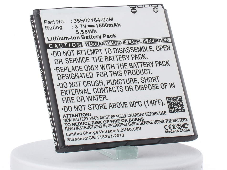 Аккумулятор для телефона iBatt iB-BG86100-M1939 аккумулятор для телефона ibatt ib htc 10 evo m1945