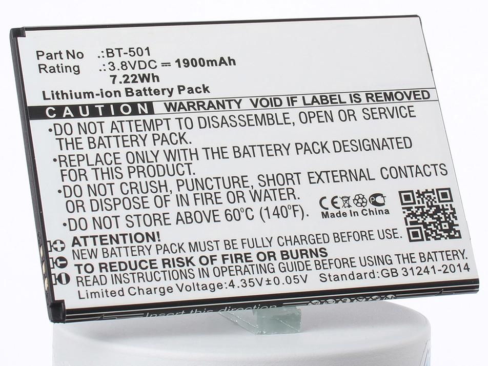 Аккумулятор для телефона iBatt iB-BT-501-M2081 аккумулятор для телефона ibatt bt 501 для leagoo alfa 5