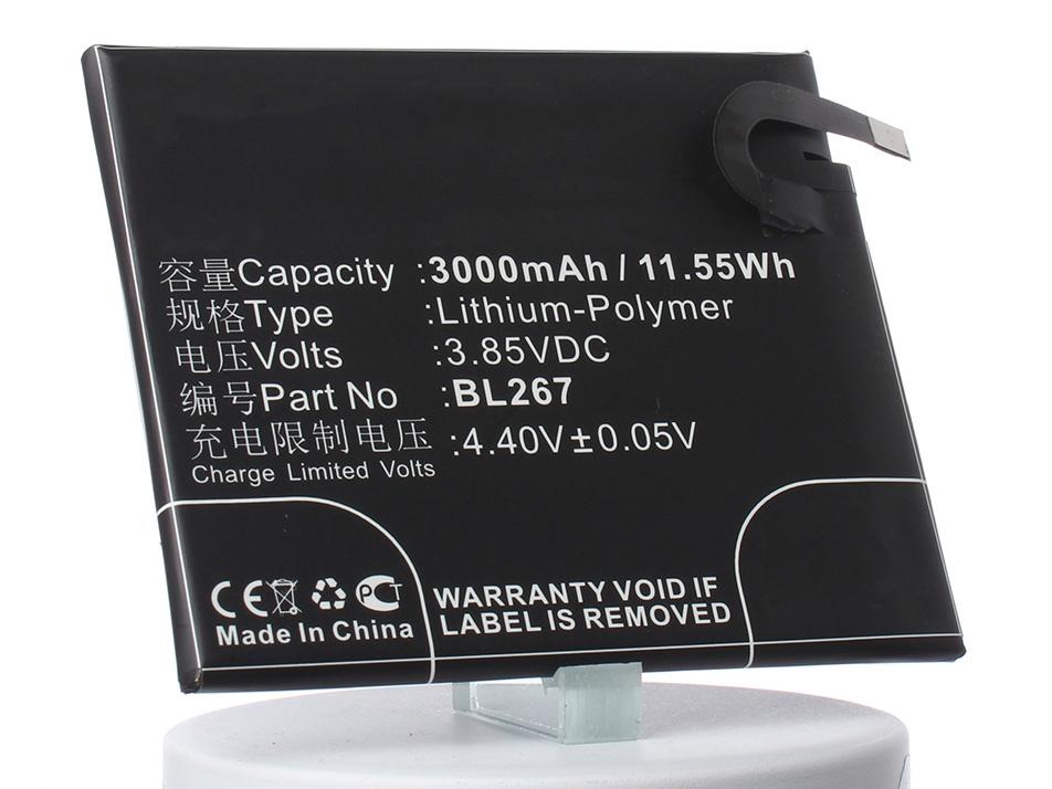Аккумулятор для телефона iBatt iB-BL267-M2123 аккумулятор для телефона ibatt bl208 для lenovo s920 s920 ideaphone