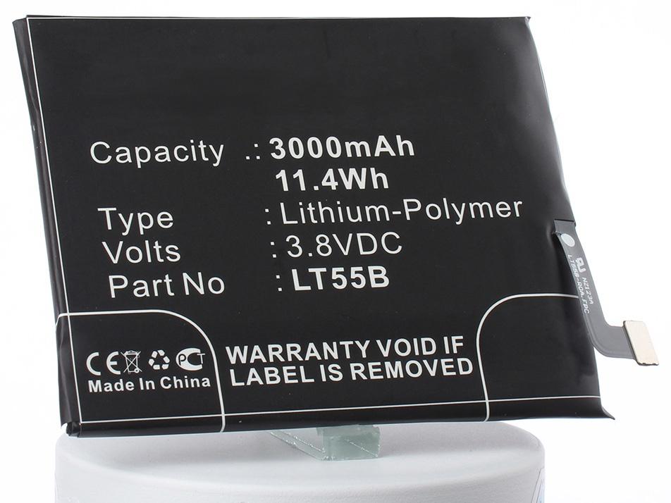 Аккумулятор для телефона iBatt iB-LT55B-M2131 аккумулятор для телефона ibatt ib lis1502erpc m501