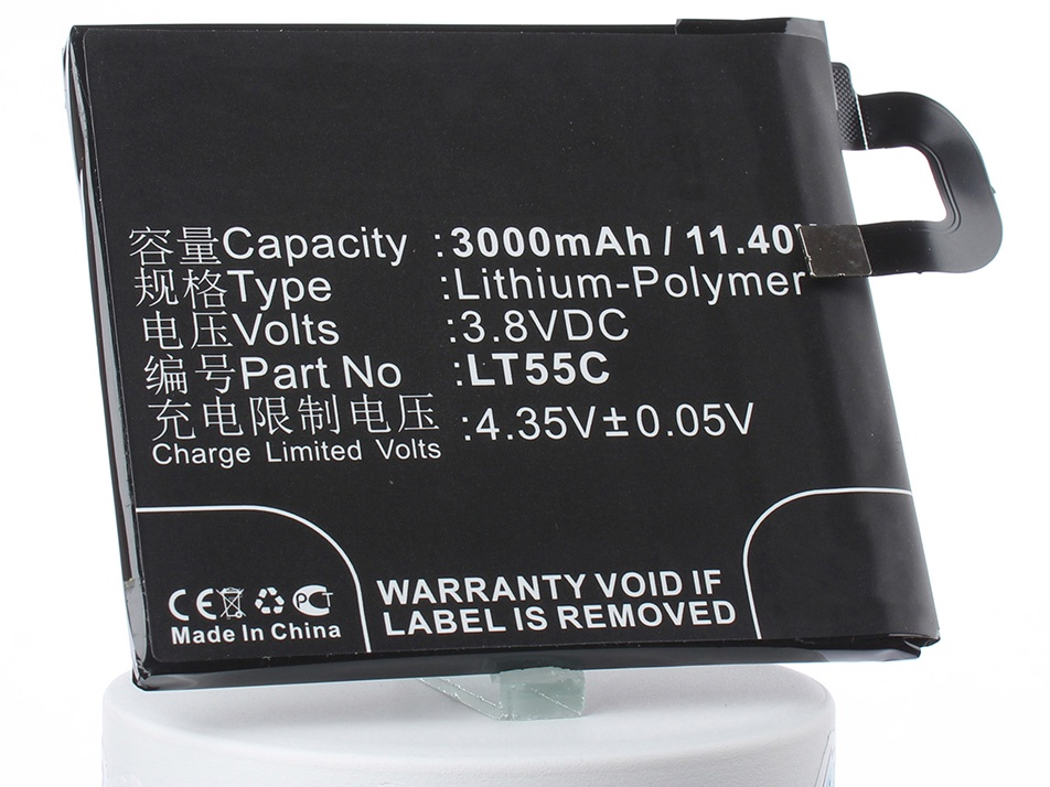 Аккумулятор для телефона iBatt iB-LT55C-M2132 аккумулятор для телефона ibatt ib letv le 1s m2132