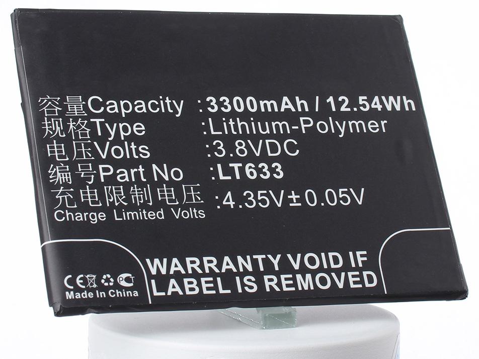 Аккумулятор для телефона iBatt iB-LT633-M2133 аккумулятор для телефона ibatt ib letv le 1s m2132