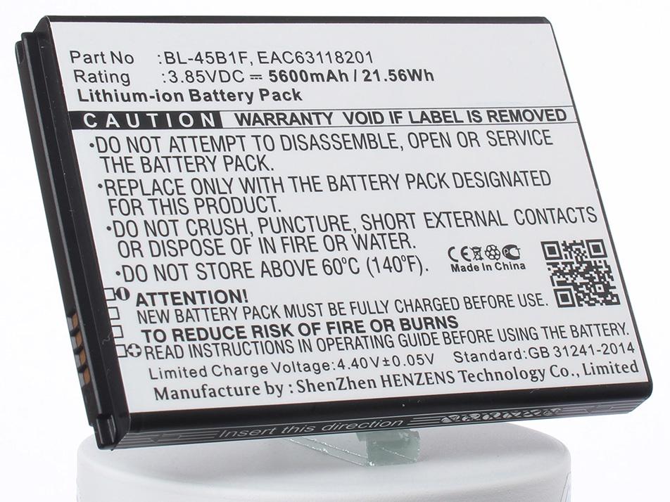 Аккумулятор для телефона iBatt iB-BL-45B1F-M2151 аккумулятор для телефона ibatt ib bl 53yh m719