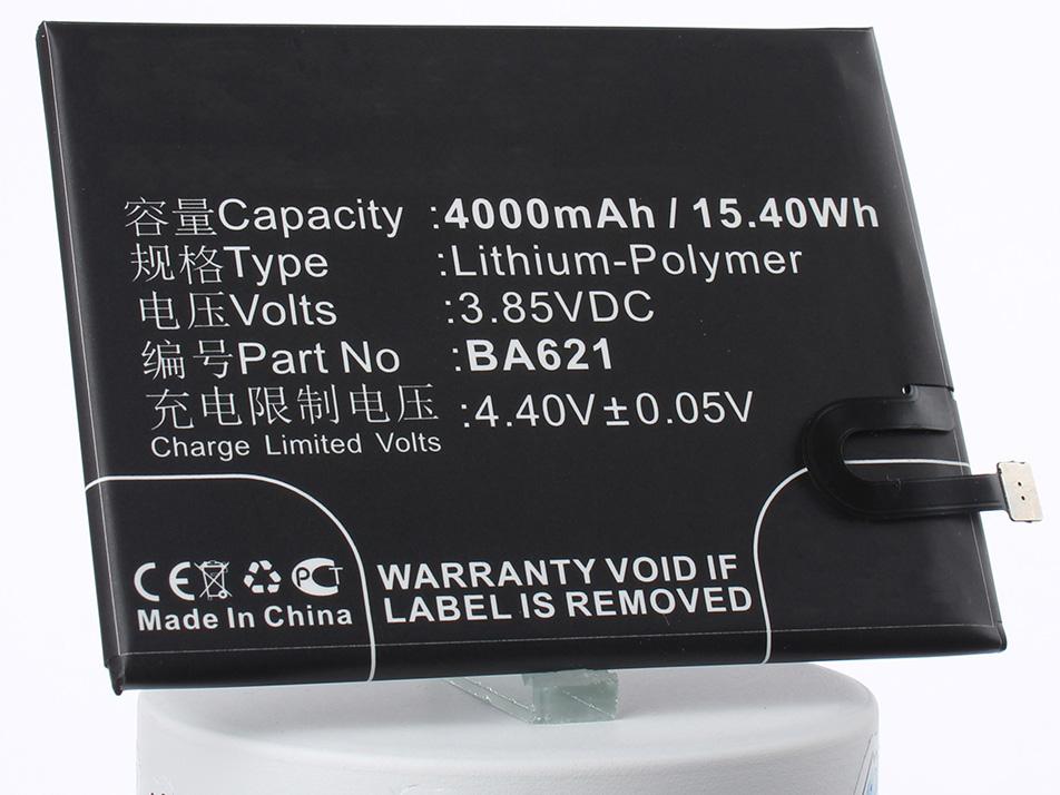 Аккумулятор для телефона iBatt iB-BA621-M2238 аккумулятор для телефона ibatt ba611 для meizu m611 m5 dual sim m5