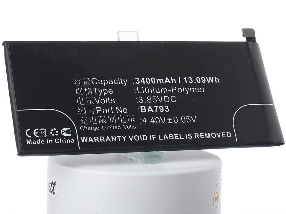Аккумулятор для телефона iBatt iB-BA793-M2241 аккумулятор для телефона ibatt bt65m для meizu m685q m685u m685c