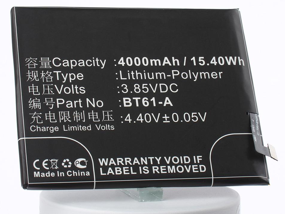 Аккумулятор для телефона iBatt iB-BT61-A-M2253 meizu m3 note 16gb gray black