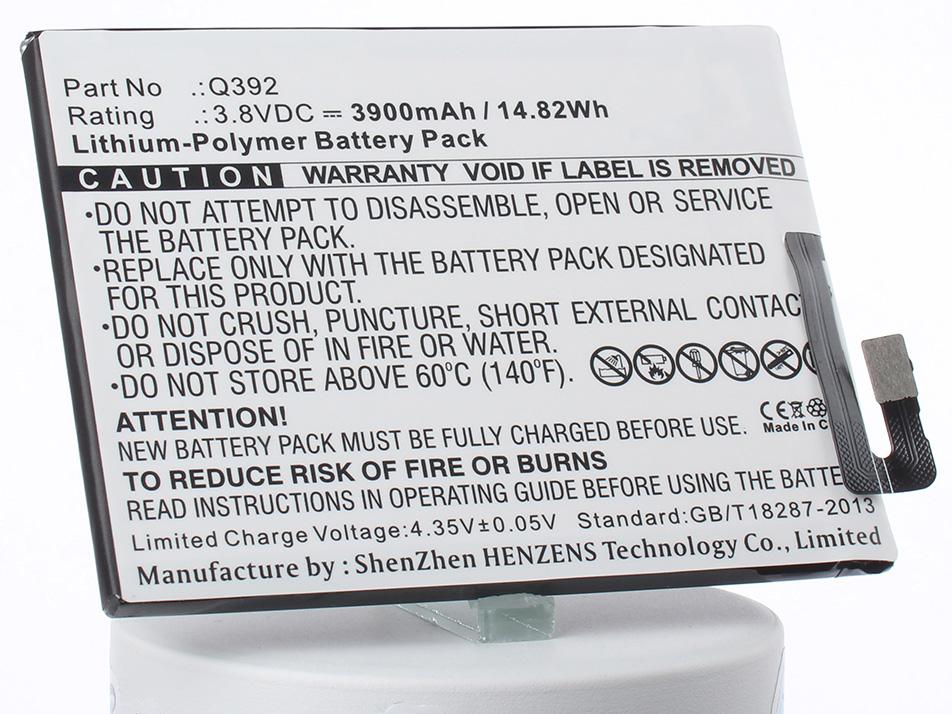 Аккумулятор для телефона iBatt iB-Q392-M2263 аккумулятор для телефона ibatt ib bmc 3 m1042