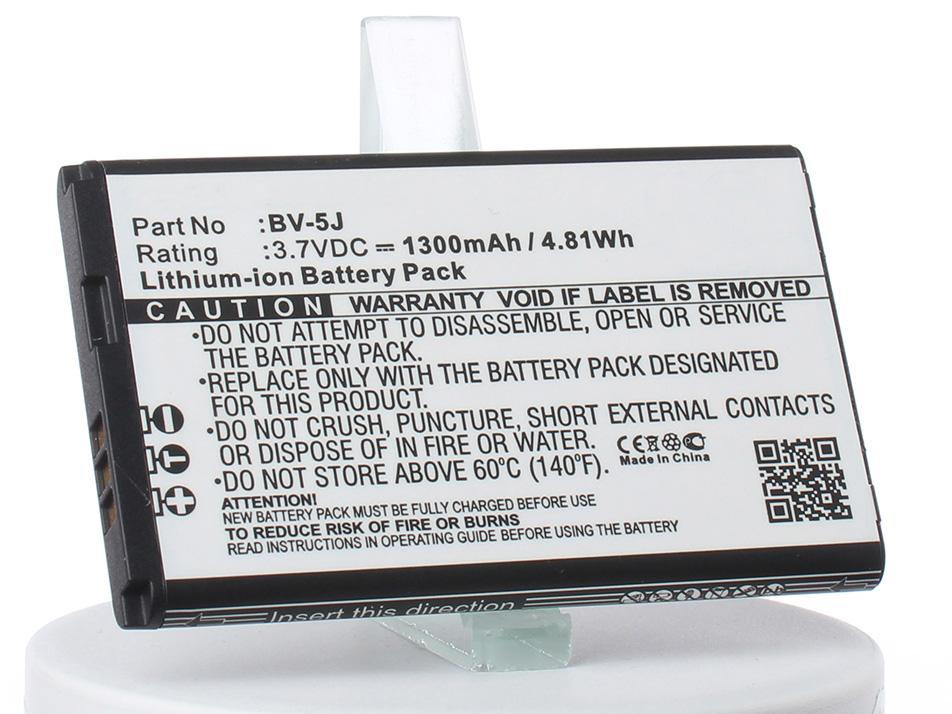 Аккумулятор для телефона iBatt iB-BV-5J-M2266 аккумулятор для телефона ibatt ib bv 5s m880
