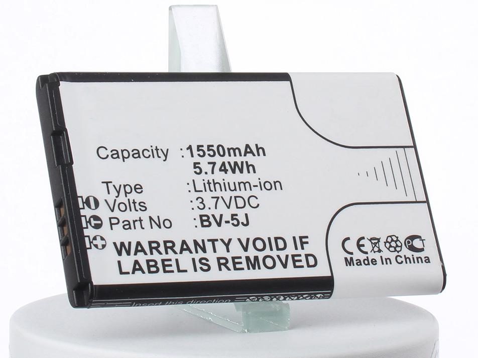 Аккумулятор для телефона iBatt iB-BV-5J-M2267 аккумулятор для телефона ibatt ib bv 5s m880
