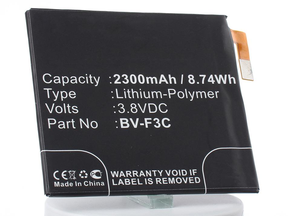 Аккумулятор для телефона iBatt iB-BV-F3C-M2268 аккумулятор для телефона ibatt ib bv 5s m880
