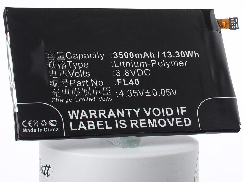 Аккумулятор для телефона iBatt iB-FL40-M2303 аккумулятор для телефона ibatt fl40 для motorola droid maxx 2 moto x 3a moto x 3a dual