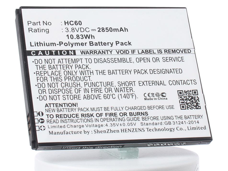 Аккумулятор для телефона iBatt iB-HC60-M2312 смартфон motorola moto c plus xt1723 starry black