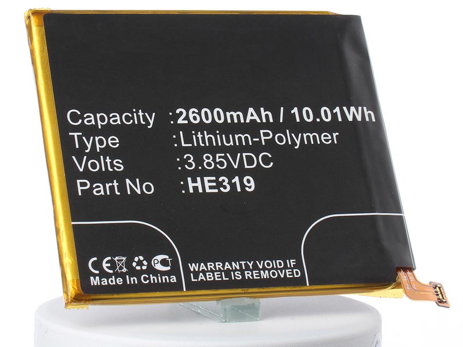 Аккумулятор для телефона iBatt iB-HE319-M2375 аккумулятор для телефона ibatt ib bmc 3 m1042