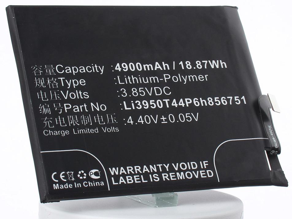 Аккумулятор для телефона iBatt iB-Li3950T44P6h856751-M2390 цены онлайн