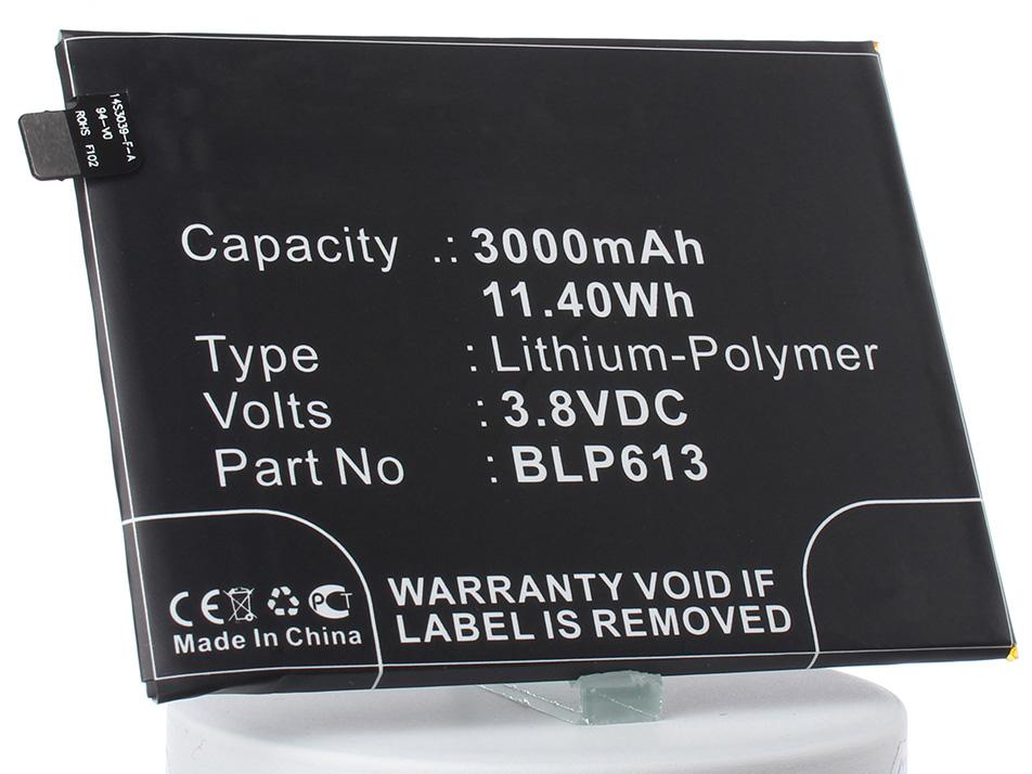 Аккумулятор для телефона iBatt iB-BLP613-M2391 аккумулятор для телефона ibatt ib bmc 3 m1042