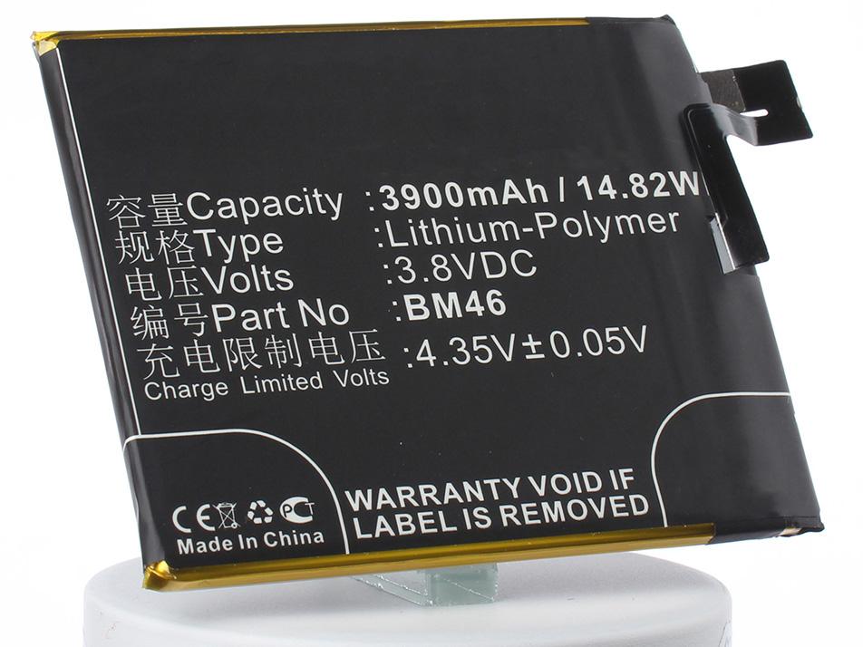 Аккумулятор для телефона iBatt iB-BM46-M2591 аккумулятор для телефона ibatt ib bl3815 m1760