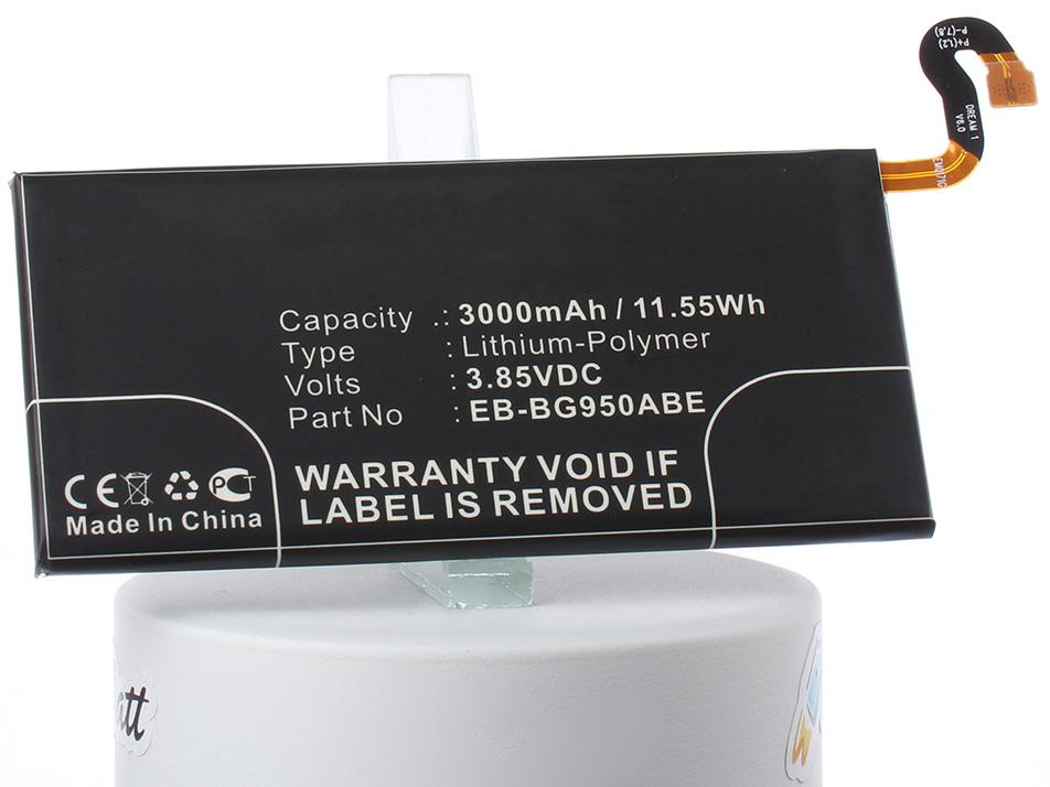 Аккумулятор для телефона iBatt iB-EB-BG950ABE-M2726 аккумулятор для телефона ibatt ib eb bc700abe m2711