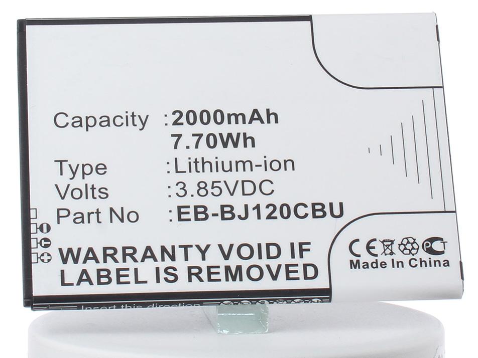 Аккумулятор для телефона iBatt iB-EB-BJ120BBE-M2731 аккумулятор для телефона ibatt ib eb bc700abe m2711