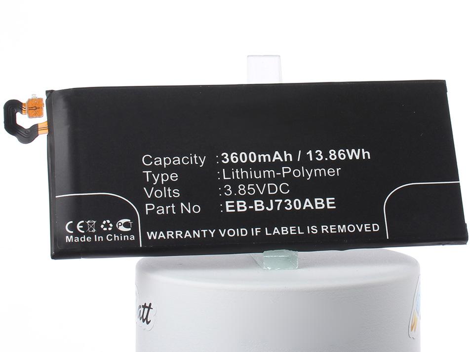 Аккумулятор для телефона iBatt iB-EB-BJ730ABE-M2738 аккумулятор для телефона ibatt ib eb bc700abe m2711