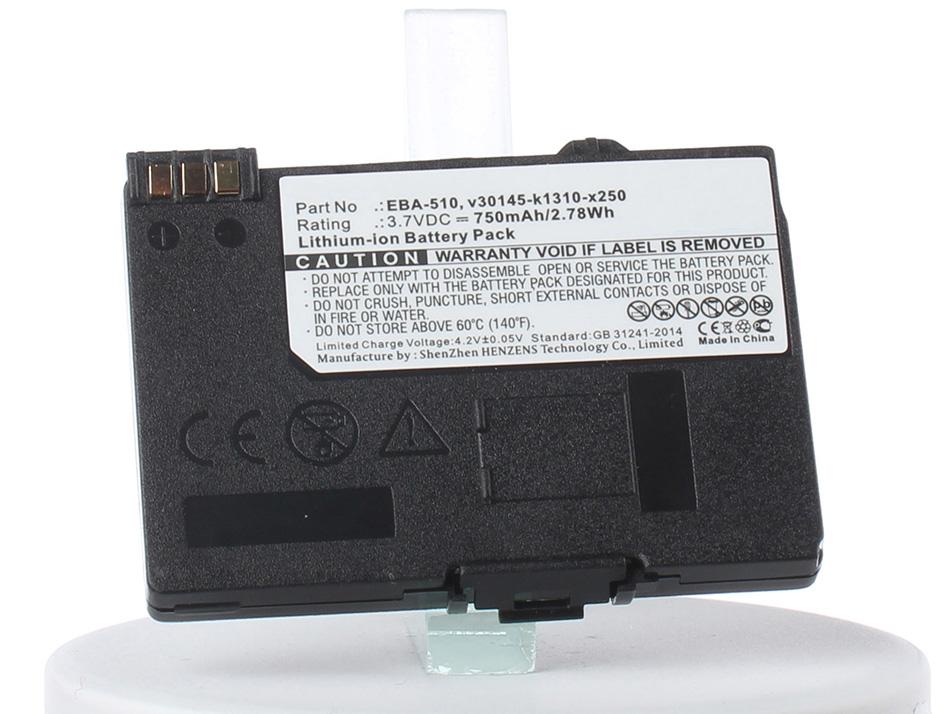 Аккумулятор для телефона iBatt iB-EBA-510-M2855 аккумулятор для телефона ibatt ib bl3815 m1760