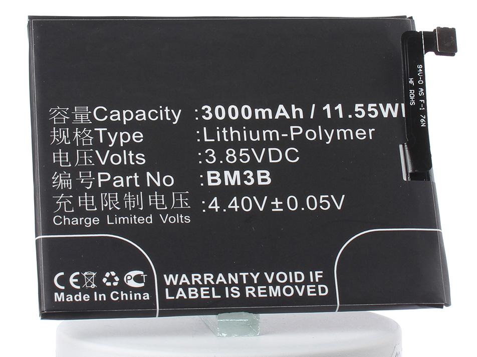 Аккумулятор для телефона iBatt iB-BM3B-M2987 аккумулятор для телефона ibatt ib bm3b m2987