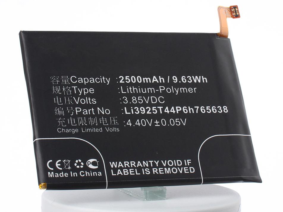 Аккумулятор для телефона iBatt iB-Li3925T44P6h765638-M3080 аккумулятор для телефона craftmann 6971435200645 для zte blade v7 lite blade a2
