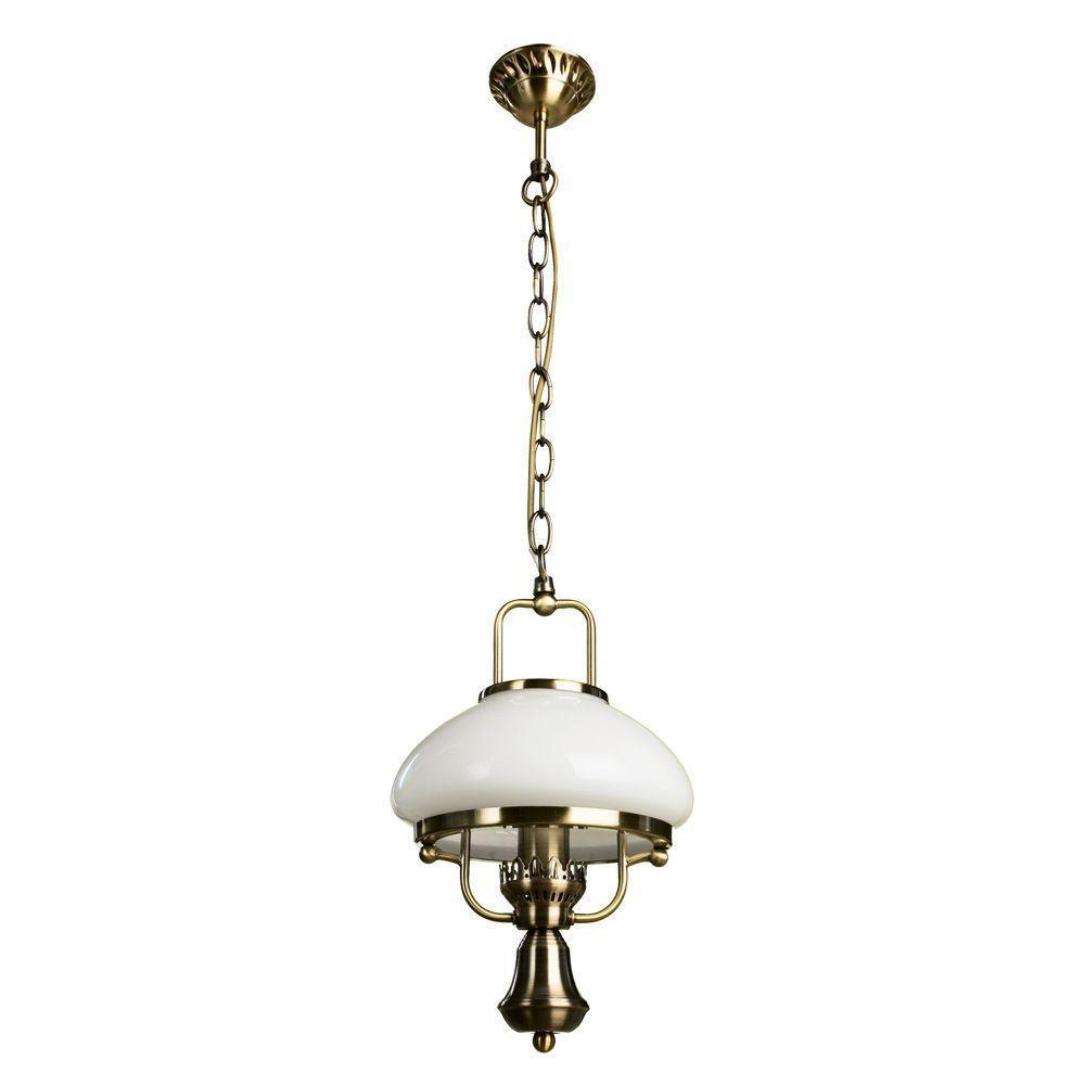 Подвесной светильник Arte Lamp A3560SP-1AB, белый цена