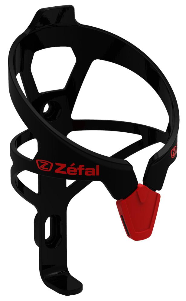 Флягодержатель Zefal Pulse A2, 1762, черный, красный флягодержатель zefal pulse fiber glass цвет черный