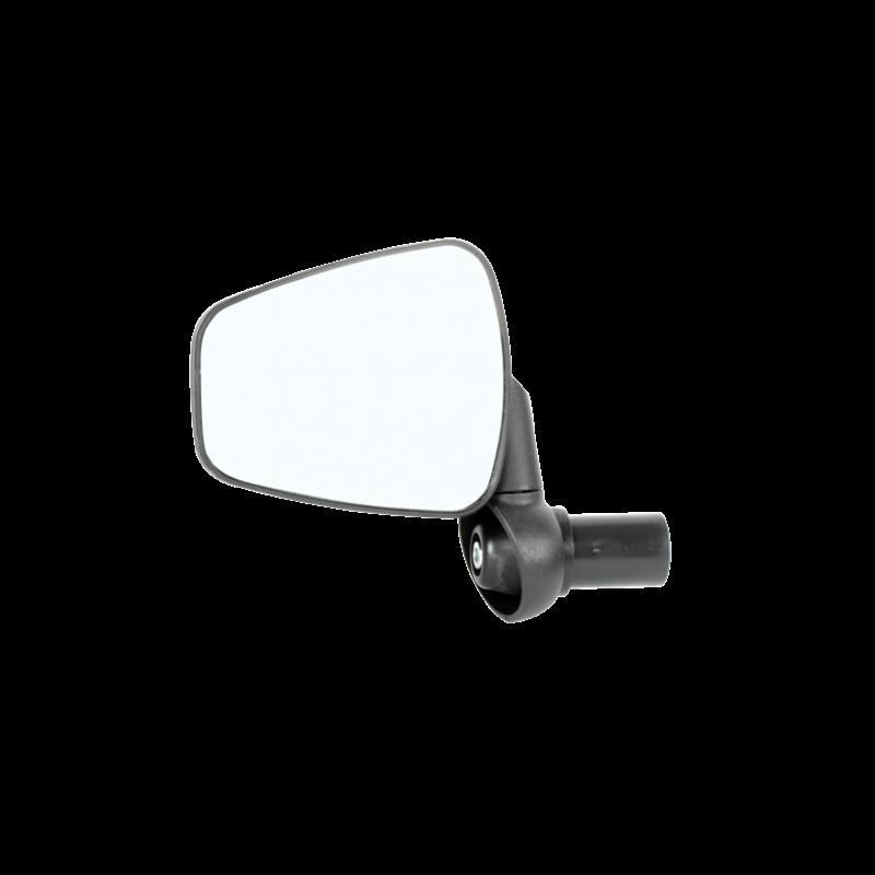 Зеркало велосипедное Zefal Dooback Dooback 2 Left, на руль, 4770L, черный