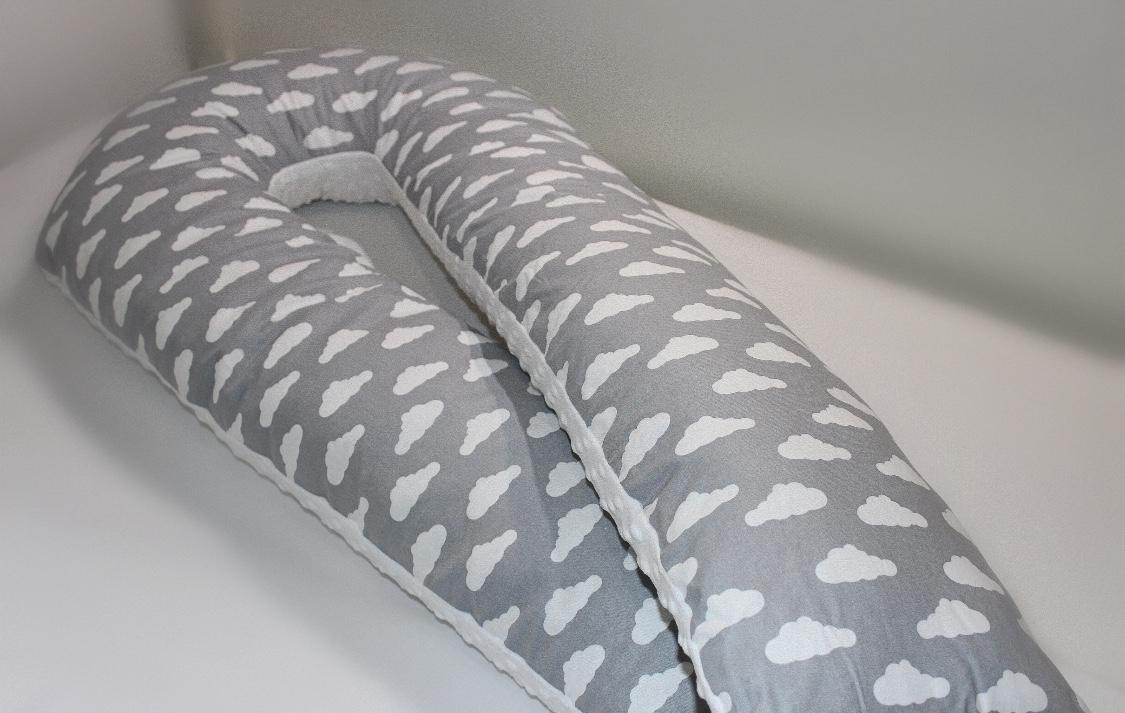 Подушка для кормящих и беременных бизиквест ПД0033