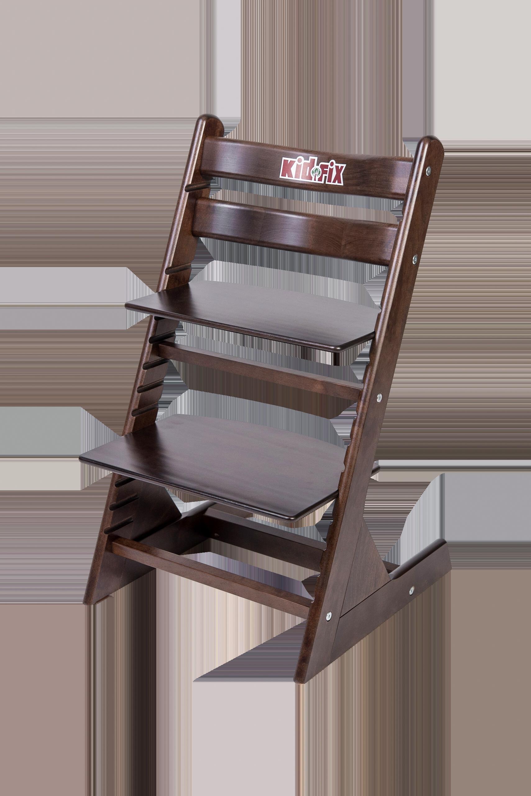 стульчик боровичи стул детский котенок Стульчик для кормления Kid-Fix Стул детский универсальный регулируемый, цвет Венге