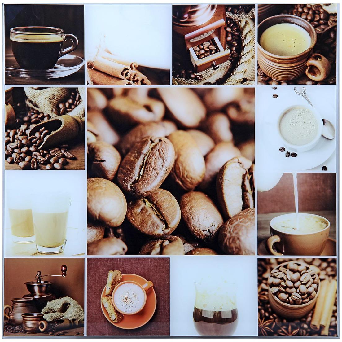 Картина Кофе, 1140578, 50 х 50 см