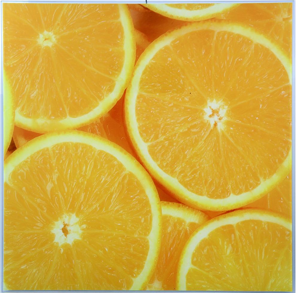 Картина Сочные апельсины, 1145196, 50 х 50 см