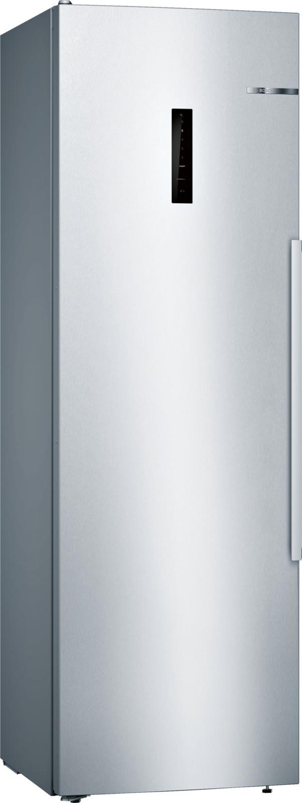 Холодильник Bosch KSV36VL21R, серебристый цена