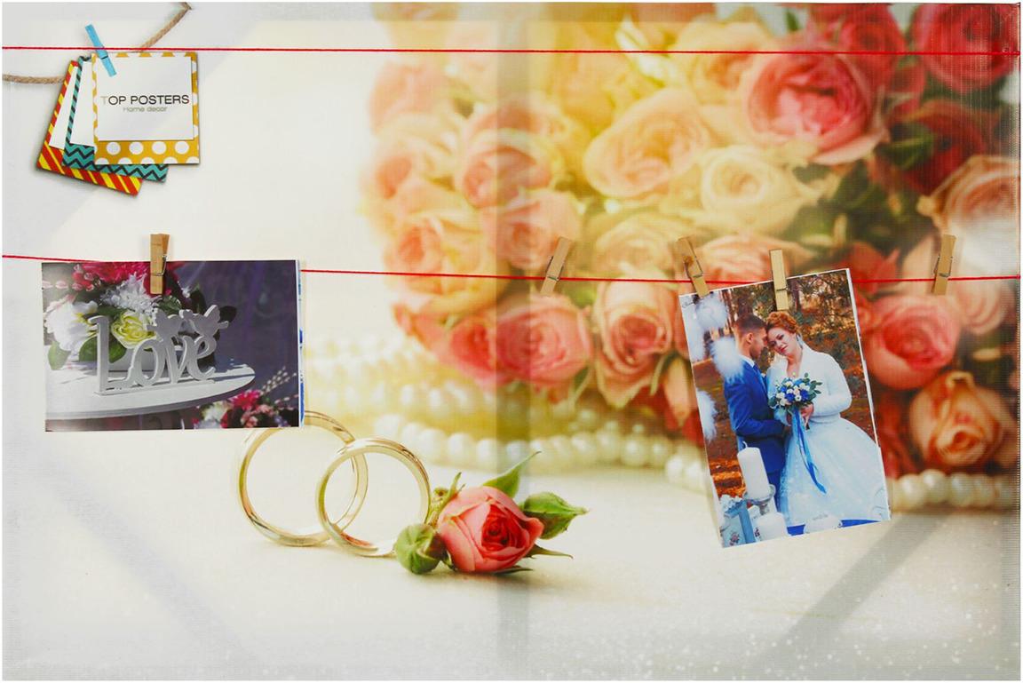 Картина Topposters Свадьба, для создания фотоколлажа, 1876801, 40 х 60 см картина topposters 78x50cm xh 231