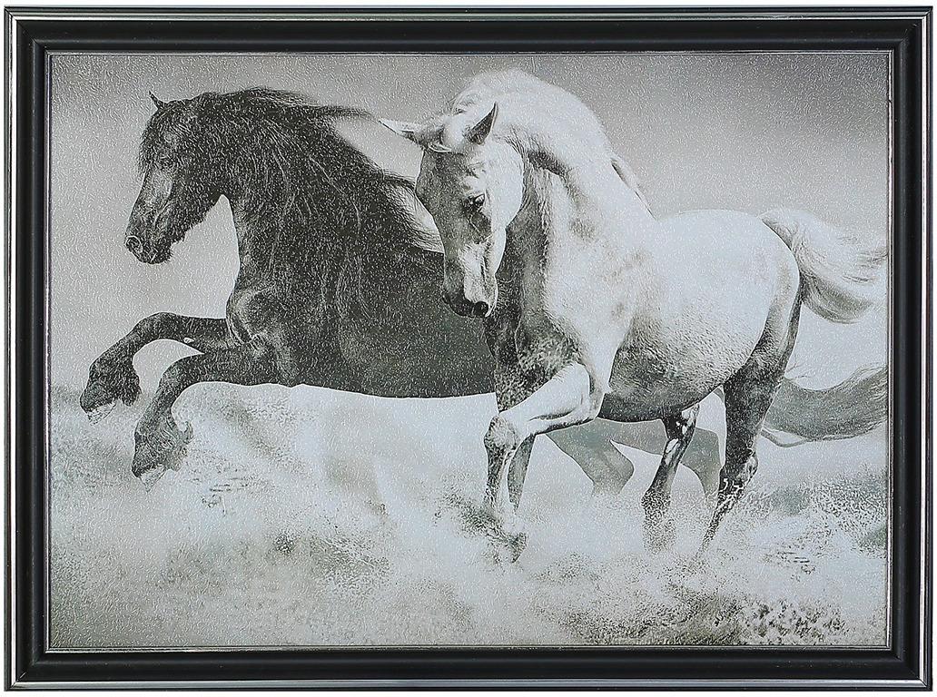Картина Черное и белое, 3136698, 28 х 38 см