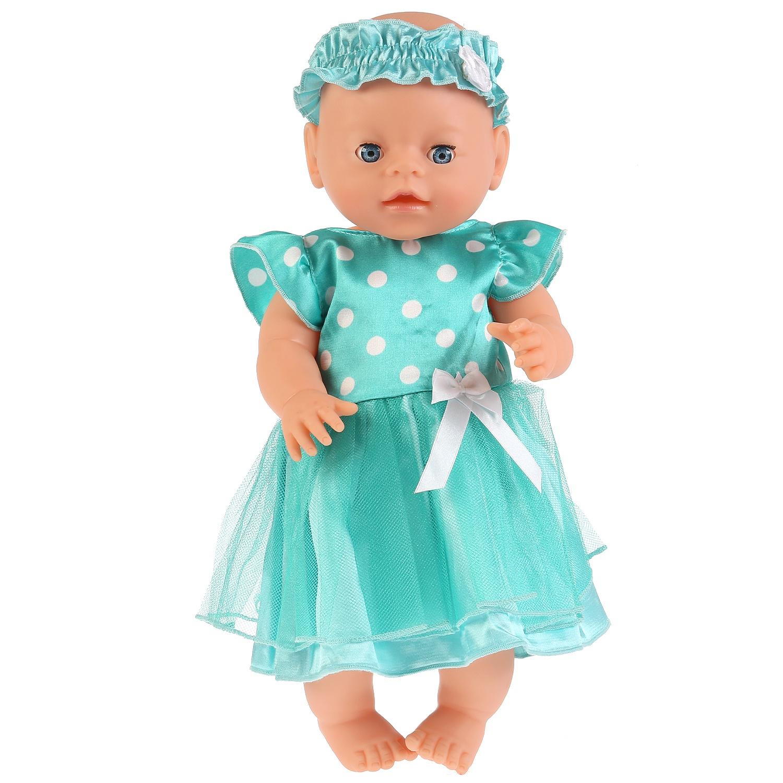 Аксессуар для кукол Карапуз OTF-1902DH-RU карапуз одежда для кукол карапуз костюм доктора 40 42 см