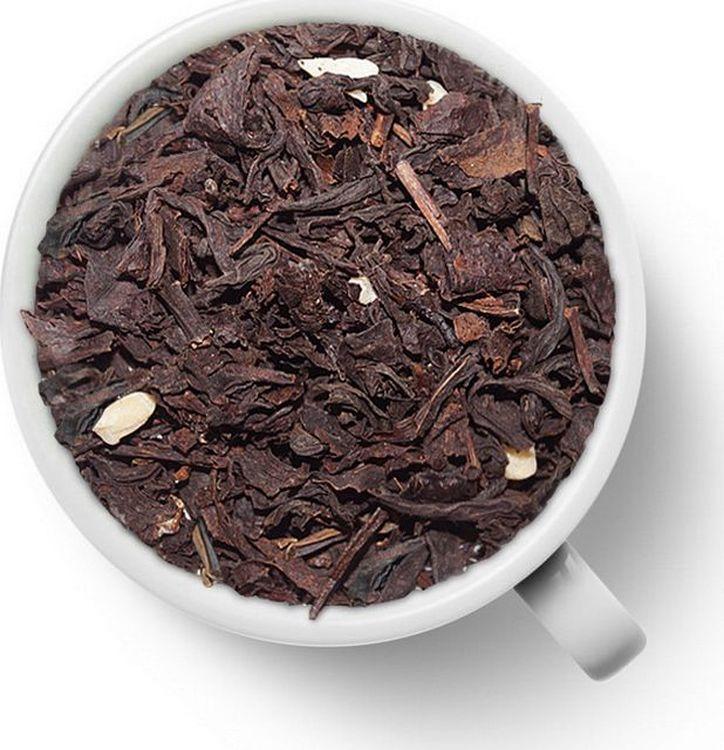 Чай листовой Gutenberg Ирландские сливки, черный, 305, 500 г305Черный чай с кусочками арахиса и сливочным ароматом.