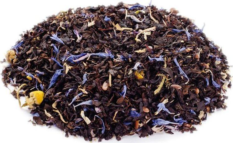 Чай листовой Gutenberg Русский лен, черный, 500 г