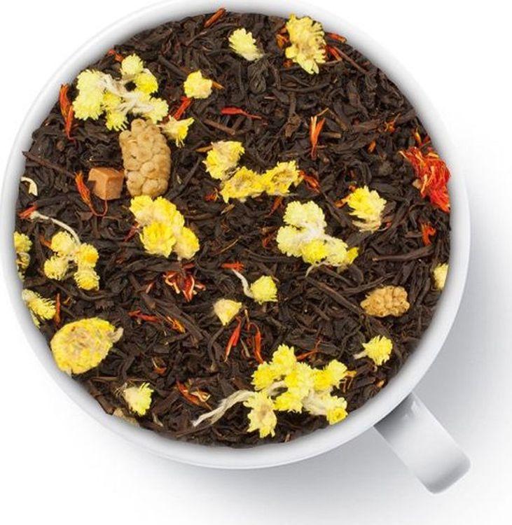 Чай листовой Gutenberg Тадж-Махал, черный, 500 г teacher карельский чай цветочно травяной купаж 500 г
