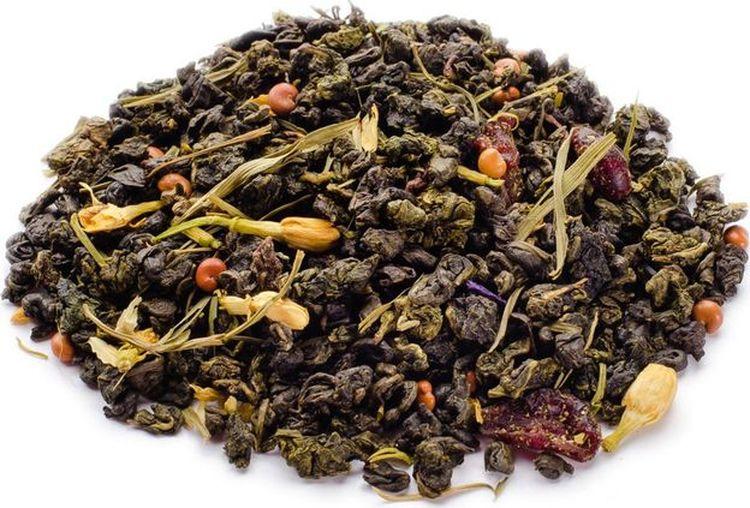 лучшая цена Чай листовой Gutenberg Уссурийский тигр, зеленый, 500 г